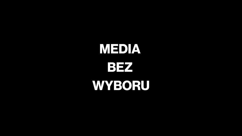 Polish government tries to stifle free media.